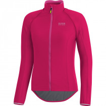 Gore Bike Wear® Power Lady Gore® Windstopper® Zip-Off Jersey Jazzy Pink