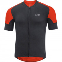 Gore Bike Wear® Oxygen Cc Jersey Black/Orange
