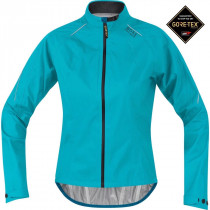 Gore Bike Wear® Power Lady Gore-Tex® Active Jacket Scuba Blue