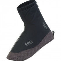 Gore Bike Wear Universal Gore Windstopper Insulated Overshoes Black