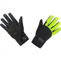 Gore Bike Wear Universal Gore Windstopper Thermo Gloves Neon Yellow/Black