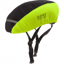 Gore Bike Wear Universal 2.0 Gore-Tex Helmet Cover Black/Neon Yellow