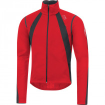 Gore Bike Wear Oxygen Gore Windstopper Jacket Red/Black
