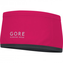 Gore Running Wear Essential Gore Windstopper Headband Jazzy Pink/Black