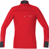 Gore Running Wear Mythos Shirt Long Red/Black