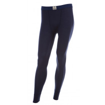 Gridarmor M's Longs 100% Merino Twilight Blue