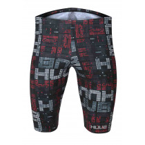 Huub Training Jammer C-Red/Black