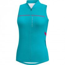 Gore Bike Wear® Power Lady Singlet Scuba Blue
