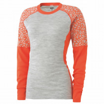 Johaug WIN Wool Long Sleeve Clem