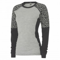 Johaug WIN Wool Long Sleeve Black
