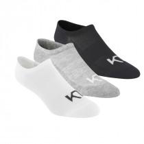Kari Traa Hæl Sock 3 Pk Whi