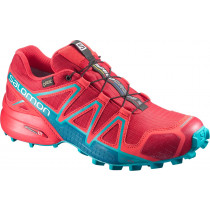 Salomon Speedcross 4 GTX Women's Barbados Cherry/Poppy Red/Deep Lago