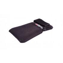 Non-Stop Dogwear Solid Sock 4pk Black