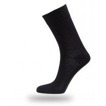 Felines Bamboo Comfort Sock 3pk Black