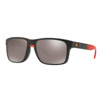 Oakley Holbrook Prizm Black Polarized Ruby Fade 55