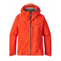 Patagonia M Pluma Jkt Paintbrush Red