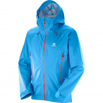 Salomon X Alp 3l Jacket Men's Hawaiian Surf