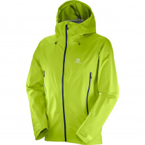 Salomon X Alp 3l Jacket Men's Acid Lime