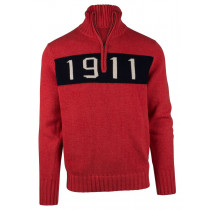 Amundsen Sports 1911 Half Zip Men's Weathered Red
