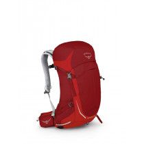 Osprey Stratos 26 Beet Red O/S