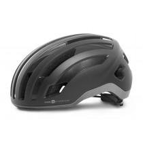 Sweet Protection Outrider Helmet Satin Black/Slate Gray Met.