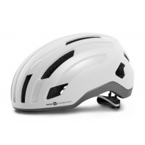 Sweet Protection Outrider Helmet Satin White/Slate Gray Met.