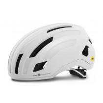 Sweet Protection Outrider Mips Helmet Satin White Metallic