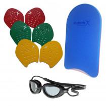Pakke for innendørssvømming