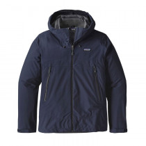 Patagonia M Cloud Ridge Jkt Navy Blue