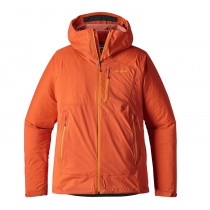 Patagonia M's Stretch Rainshadow Jacket Campfire Orange