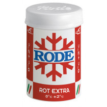 Rode Festevoks Rossa Extra 0/+2