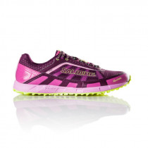 Salming Trail T3 Shoe Women Darkorchid/Azaleapink