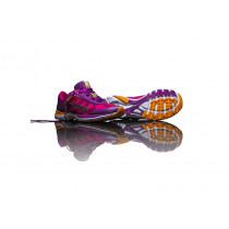 Salming Distance Shoe Women Purple Cactus Flower