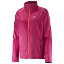 Salomon Agile Jacket W W Gaura Pink