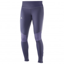 Salomon Elevate Warm Tight W Nightshade/Daybreak