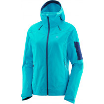 Salomon Ranger Jacket W Blue Bird