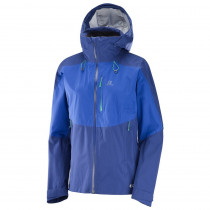 Salomon One + Only 3l Jkt W Medieval Blue