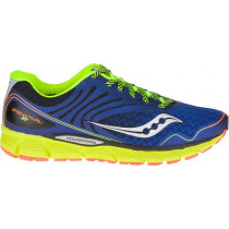 Saucony Breakthru 2 Mens Blue/Citron/Organge