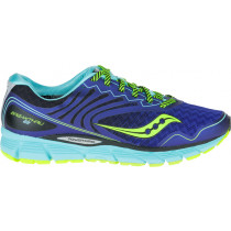 Saucony Breakthru 2 Womens Twilight/Oxygen/Citron