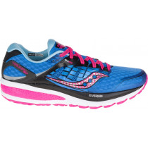 Saucony Triumph ISO 2 Womens Blue/Pink