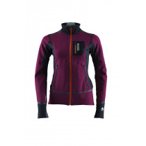 Skigo Women's Zenith Eco Warm-Up Jacket D Purple