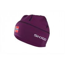 Skigo Crown Racing Hat D Purple