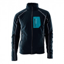 Skigo Elevation Stretch Warm-Up Jacket Nav