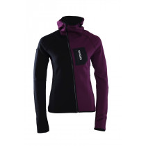 Skigo Women's Elevation Wool Fleece Jacket Black