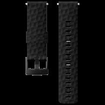 Suunto 24 Exp1 Silicone Strap Black/Black