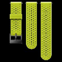 Suunto 24 Athletic 1 Silicone Strap Lime/Black
