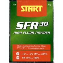 Start SFR 30 Fluorpulver