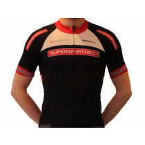 Craft Pbc SS Jersey Men Black/White