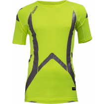 Swix Vistech RaceX bodyw Shortsleeve Mens Vistech Yellow