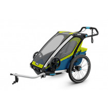 Thule Chariot Sport 1 Chartreuse/Mykonos